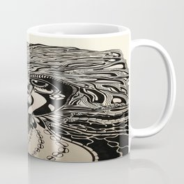 Female Sasquatch Series Clan Leader Coffee Mug