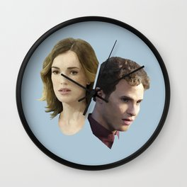 FitzSimmons Wall Clock
