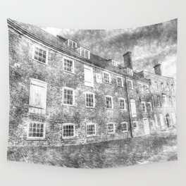 House Mill Bow London Vintage Wall Tapestry