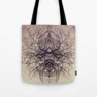 ohm Tote Bags featuring ohm by anitaa