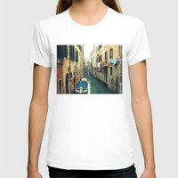 venice T-shirts featuring Venice by Mr and Mrs Quirynen