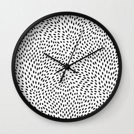 Pattern #2 Wall Clock