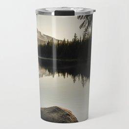 Trillium Mornings Travel Mug