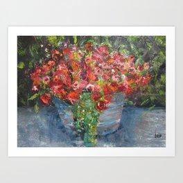 hahndorf autumn Art Print