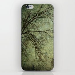 Mysterious Trees iPhone Skin