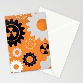 Hazardous Machinery Stationery Cards