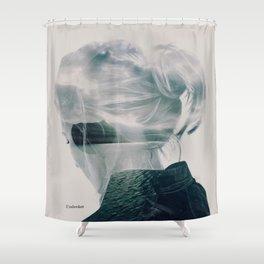 Listening Shower Curtain