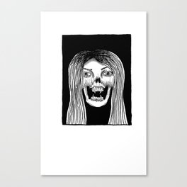 Wench Canvas Print