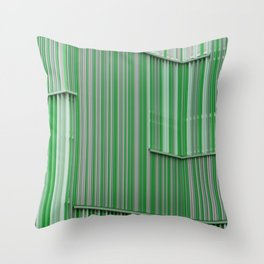 Structurela  Throw Pillow