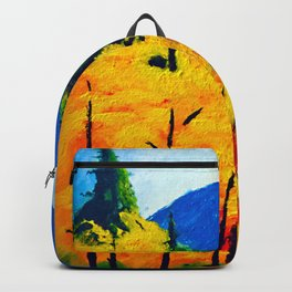 One Autumn Morning Backpack