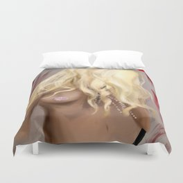 The Countess Duvet Cover