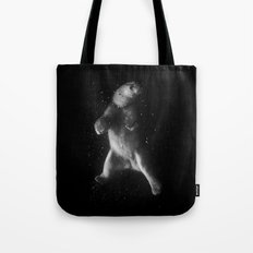 Polar Bear Dream Tote Bag