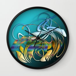 Power and positive energy, 1 Wall Clock