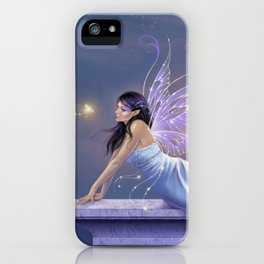 Twilight Shimmer iPhone Case