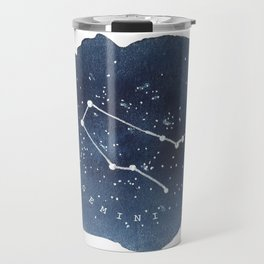 gemini constellation zodiac Travel Mug