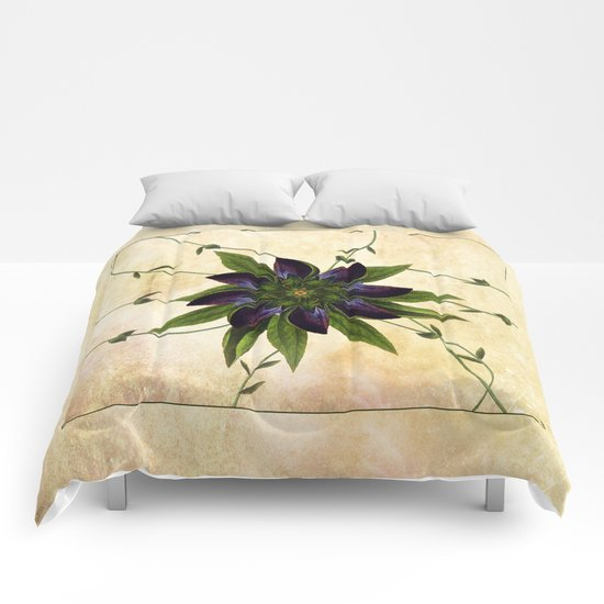 Jackmanii Comforters
