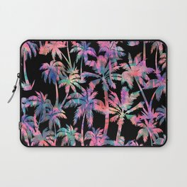 Maui Palm {Black} Laptop Sleeve