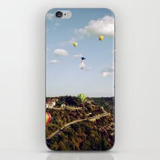 Believe in me iPhone & iPod Skin