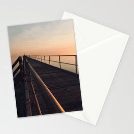 The Port Germein jetty is the longest in South Australia and, reputedly, the longest in the southern Stationery Cards