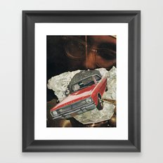 67 Framed Art Print