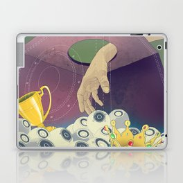 Looking  for the perfect beat Laptop & iPad Skin