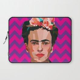Frida Kahlo (PurplePink) Laptop Sleeve