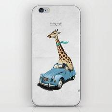 Riding High! iPhone & iPod Skin