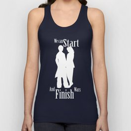 Heathers the Musical Unisex Tank Top