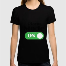 Piano Player Funny Gift - Piano Keyboard Keys T-shirt