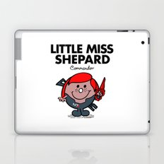 Little Miss Shepard Laptop & iPad Skin
