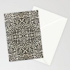 Animal Prints Pattern  Stationery Cards