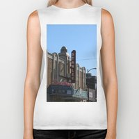 stanley kubrick Biker Tanks featuring Stanley by RMK Photography