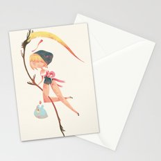 magical death Stationery Cards