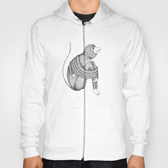 'Insecurity' Hoody
