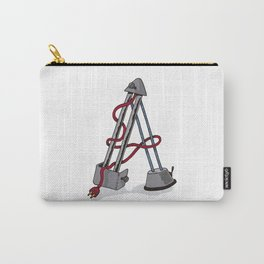 Machine Letters - A Carry-All Pouch