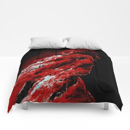 David Suffers Comforters