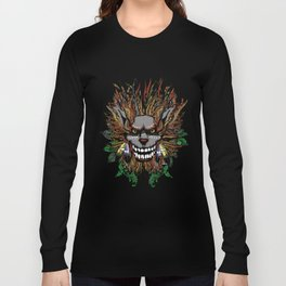 Big Chief Wolfenfreak  Long Sleeve T-shirt