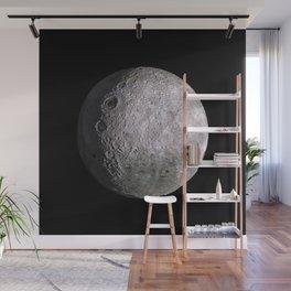 The Moon Dark Side HD Wall Mural