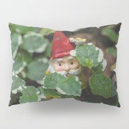 Peek-a-boo Gnome Pillow Sham