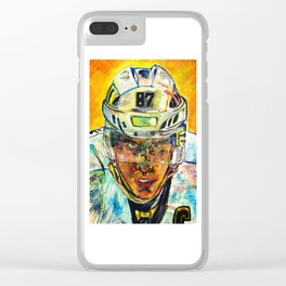 sid Clear iPhone Case