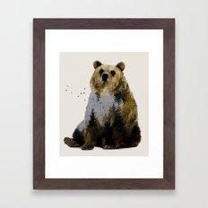 Counfused Framed Art Print