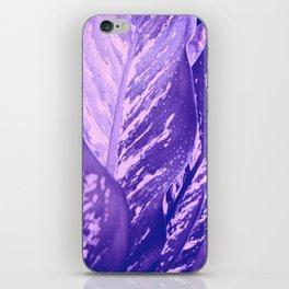 Ultra Violet iPhone Skin