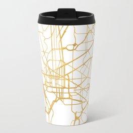 WASHINGTON D.C. DISTRICT OF COLUMBIA CITY STREET MAP ART Travel Mug