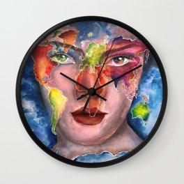 Miss World Wall Clock