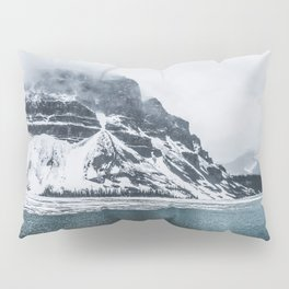 Bow Lake Alberta Pillow Sham