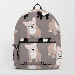 French Bulldog Puppies Backpack