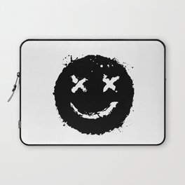 Confused Smile Laptop Sleeve