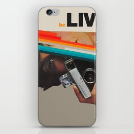 beLive iPhone Skin