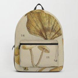 Naturalist Mushrooms Backpack