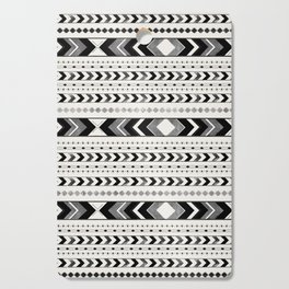 Tribal Arrow Boho Pattern #2 #aztec #decor #art #society6 Cutting Board